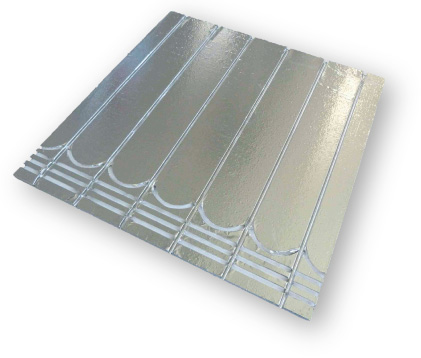 Underfloor Heating Insulation Boards Prowarm