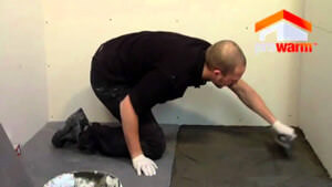 How to install Wetroom Trays