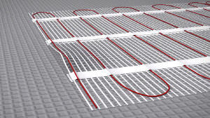 How to install Electric Underfloor Heating Mats